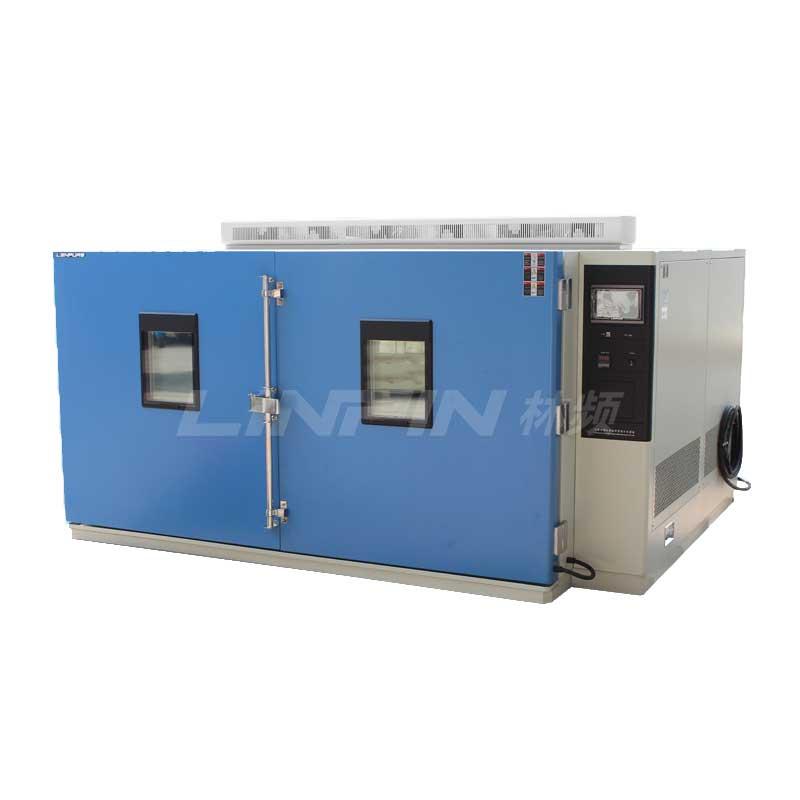 <b>步入式高低温试验箱_图片_介绍_价格 -【林频仪器】</b>