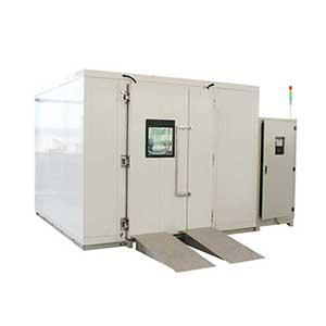 步入式温湿度试验室|温湿