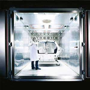 汽车综合环境试验仓|整车
