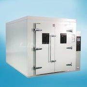 步入式高低温试验箱有效减低消音